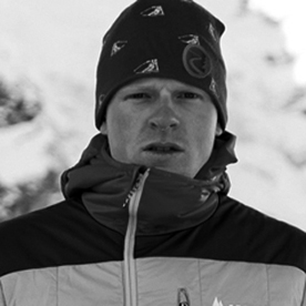 SEPPI ROTTMOSER  | SPEED SKI MOUNTAINEERING