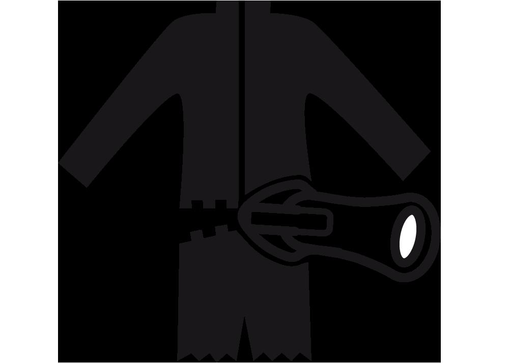 Pant/Jacket ZIP